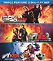 Spy Kids 3 Movie Collection [Blu-ray]