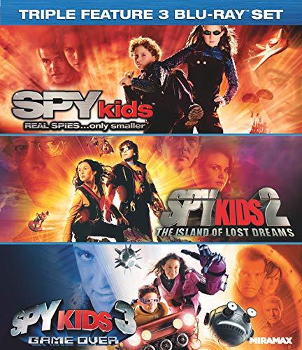 Spy Kids 3 Movie Collection [Blu-ray]