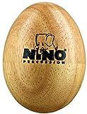 Meinl NINO563 Wood Egg Shaker, Medium