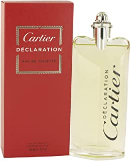 DECLARATION by Çártíér for Men 5 Oz/150ml Eau De Toilette spray