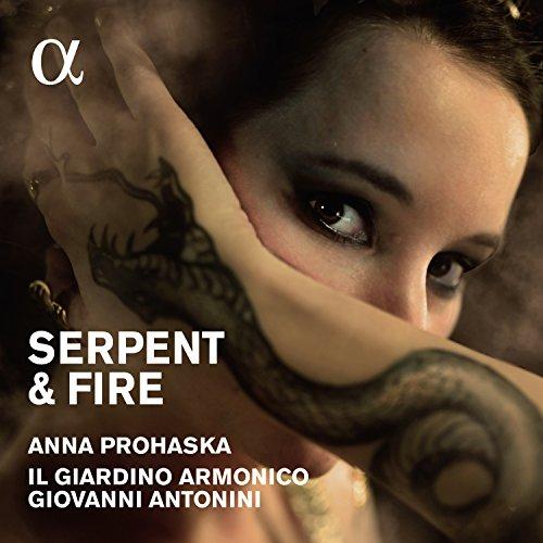 Serpent & Fire - Opernarien