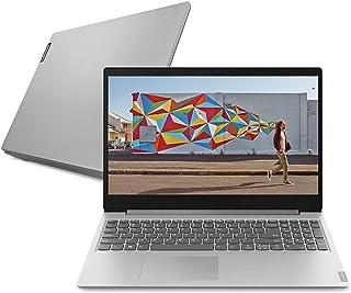 "Notebook Lenovo Ultrafino IdeaPad S145, AMD Ryzen 5, 8GB RAM, 1TB HD, Linux 15.6"", Prata"