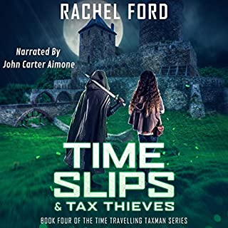 Time Slips & Tax Thieves cover art