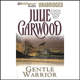 Gentle Warrior audiobook cover art
