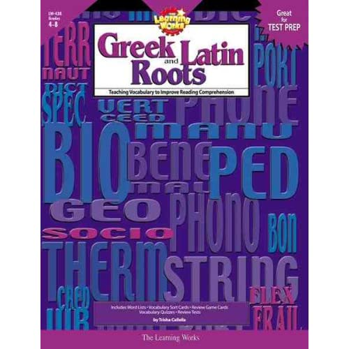 Amazon.com: Learning Works Greek and Latin Roots - Grade ...