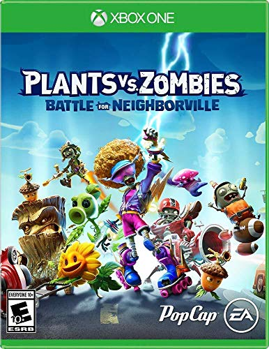 Plants Vs. Zombies: Battle for Neighborville - Xbox One Now $17.99 (Was $39.99)