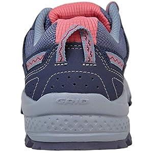 Saucony Women's Grid Excursion TR12 Grey Sneaker 8.5 M US