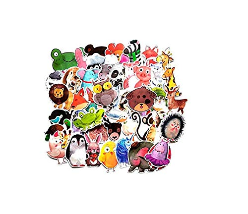 Votgl Stickers Pack52pcs coole autosticker sticker voor laptop MacBook motorfiets fiets graffitipatches skateboard snowboard PS4 Xbox One Nintendo Switch en meer