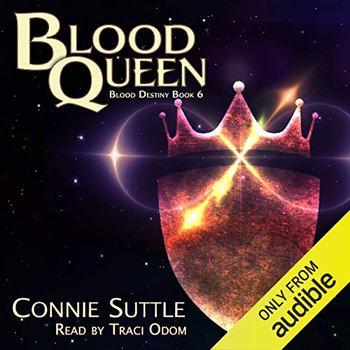 Blood Queen Audiobook By Connie Suttle cover art