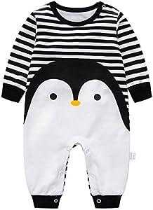 Vine Disfraces para recién nacidos con diseños de dibujos animados Pijama infantil de cuerpo entero 6-9 mesi V