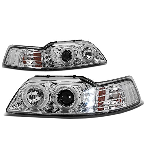 03 mustang halo headlights - 5