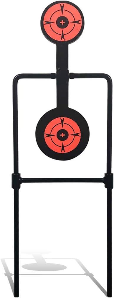 Highwild Double Spinner Shooting Targets Steel 驚きの価格が実現 公式サイト - Auto Targ Reset