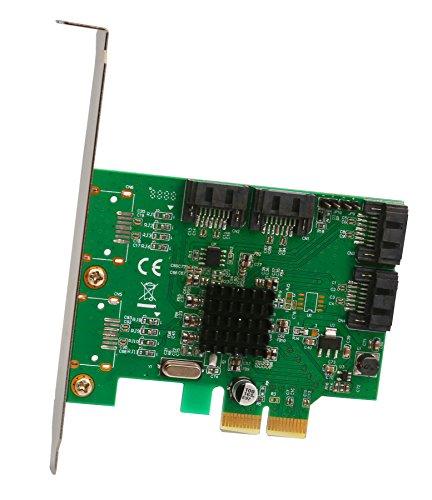 I/O Crest 4 Port SATA III PCI-e ...