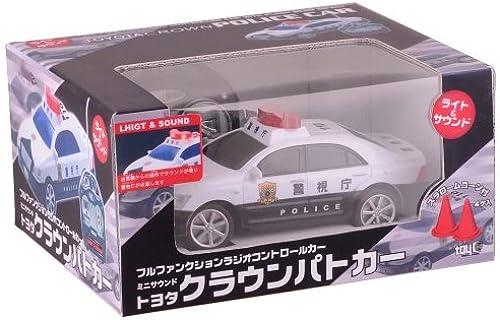 increíbles descuentos R   C Mini Sound Sound Sound Police Car Crown  bajo precio