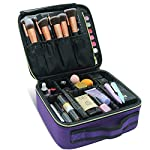 Beauty Shopping Travel Makeup Case,Chomeiu- Professional Cosmetic Makeup Bag Organizer,Accessories