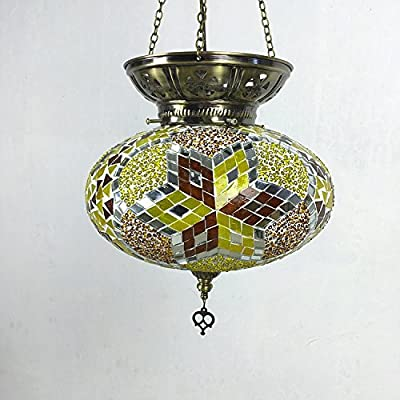 Amazon.com: Kichler 42844 getseto – Lámpara de techo con ...