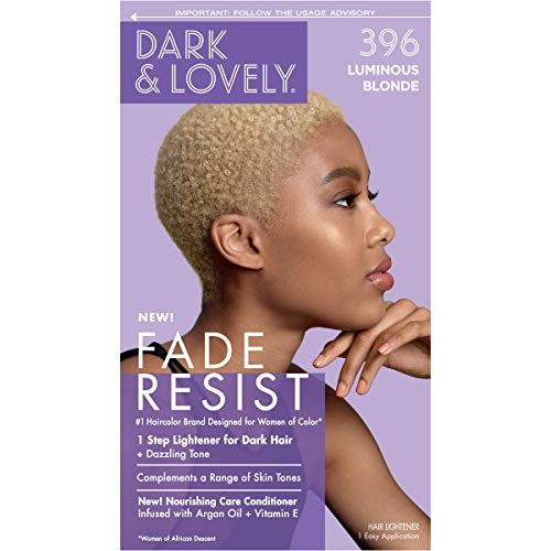 Dark & Lovely Color #396 Luminous Blonde (Haarfarbe)