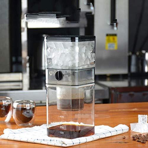 La bomba proporciona la presión ideal para extraer un fuerte sabor a café y un fuerte aroma a café. No tiene que esperar demasiado para preparar su café o espresso favorito. Será muy fácil de limpiar después del uso para garantizar la pureza de la pr...