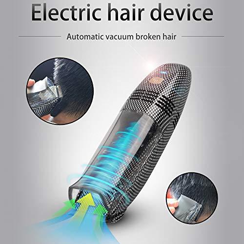 Automatische Haarentfernung Haarschneider Professional wiederaufladbare Akku-Vakuum-Haarschneider