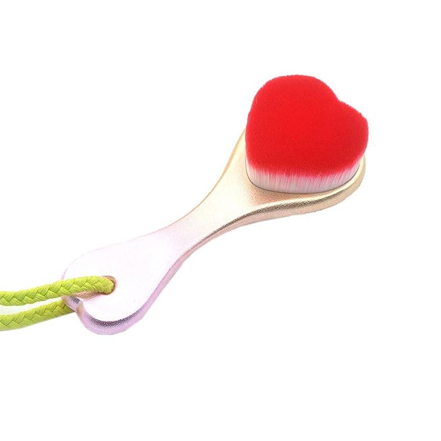 目的ワンダー高度洗顔ブラシ 女性の顔用クレンジングブラシ顔用角質除去ブラシスキンケアツールブラシ深い毛穴クレンジング ディープクレンジングスキンケア用