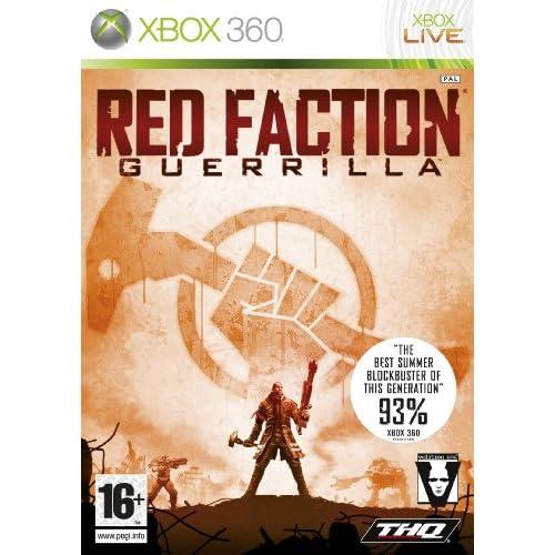 Red Faction: Guerrilla (Xbox 360) [Edizione: Regno Unito]