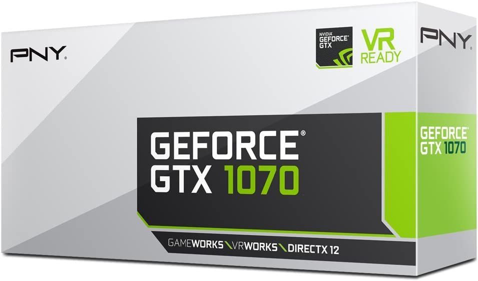 Tarjeta gr/áfica Edition 8/GB GDDR5 PNY Nvidia Geforce GTX 1080
