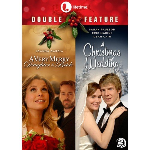 Lifetime Double Feature: A Very Merry Daughter of The Bride/ A Christmas Wedding  [DVD]