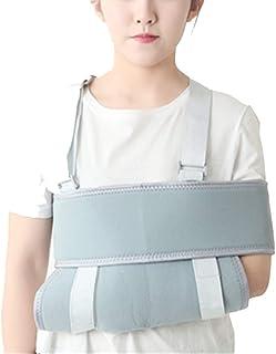 AOPAMOX Cabestrillo Brazo : Adecuado para Dormir, Eslinga médica Liviana para fracturas fracturadas: muñeca Ajustable Codo...