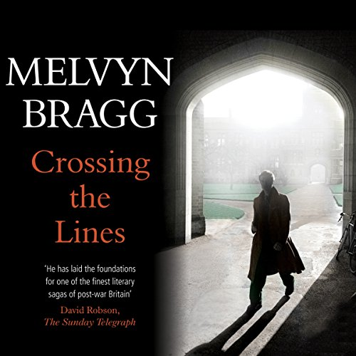 Crossing the Lines audiobook cover art