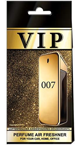 3x Auto Duft VIP-007, Lufterfrischer Auto, Luftreiniger Wohnung, Auto Lufterfrischer, Duftbaum auto, Lufterfrischer Wohnung, Autozubehör Innenraum, Duft Auto, Duftspender Luxus Parfum, Auto zubehör