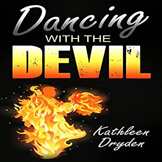 Dancing with the Devil audiobook cover art