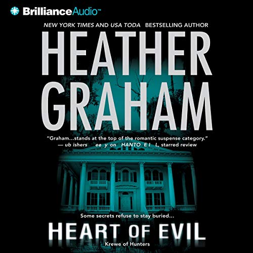 Heart of Evil Audiobook By Heather Graham cover art