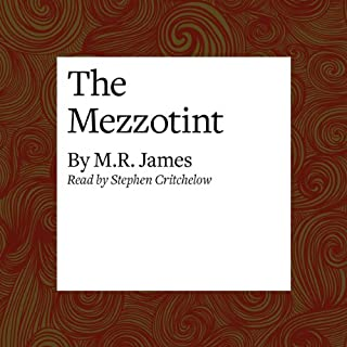 The Mezzotint cover art