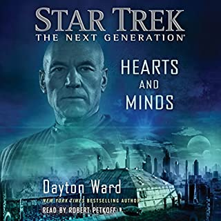 Hearts and Minds audiobook cover art