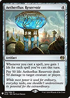 Magic: The Gathering - Aetherflux Reservoir - Mystery Booster - Kaladesh