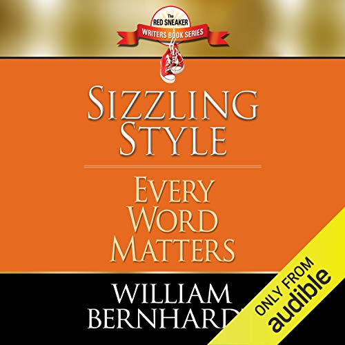Sizzling Style audiobook cover art