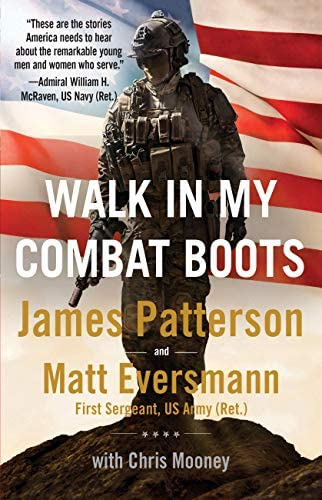 Walk in My Combat Boots True Stories from America s Bravest Warriors product image