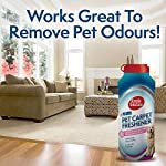 Simple Solution Pet Carpet Freshener with Enzymatic Cleaning Granules 8