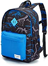 Preschool Backpack Kindergarten Little Kid Toddler School Backpacks for Boys and Girls with Chest Strap, Dinosaur