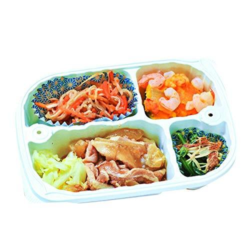 みしまの御膳ほのか たんぱく調整食(冷凍弁当)豚の生姜焼き 低たんぱく 塩分調整 冷凍食品 200g