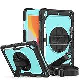 WeeYuu Étui de protection haute performance avec support rotatif à 360° et protection d'écran...