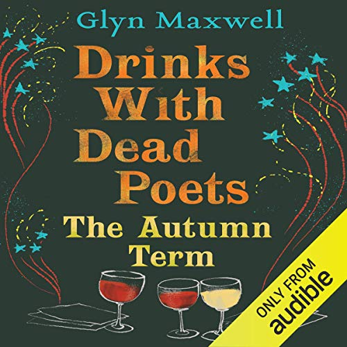 Drinks with Dead Poets audiobook cover art