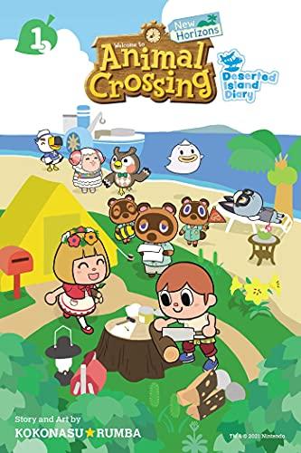 Animal Crossing: New Horizons, Vol. 1: Deserted Island Diary (1)