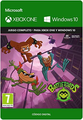Battletoads Standard | Xbox One/Windows 10 PC - Código de descarga