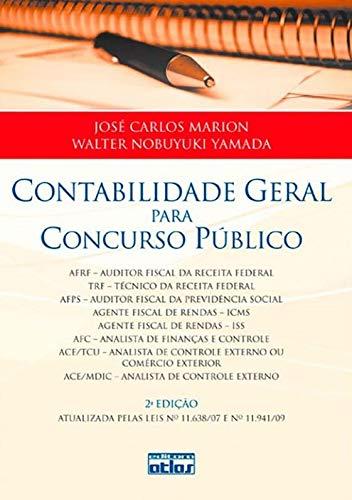 Contabilidade Geral Para Concurso Público