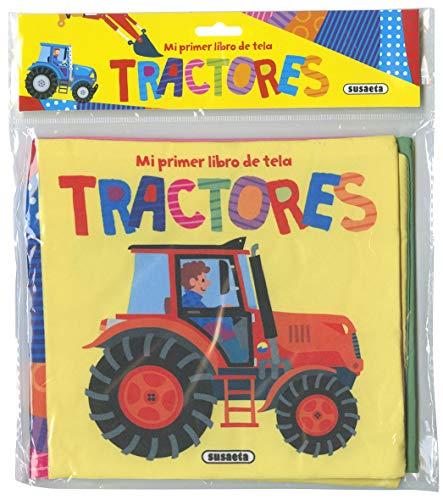 Tractores (Mi primer libro de tela)