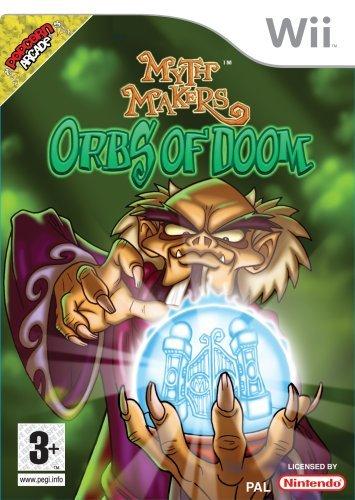 Myth Makers: Orbs of Doom (Wii) by DDI
