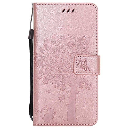 BoxTii® Coque Sony Xperia X, Sony Xperia X Magnetic Housse Coque, Etui pour Sony Xperia X (#13 Rose)