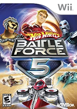 battle force 5 game