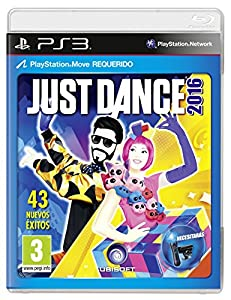 Just Dance 2016PS3